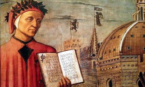 Dante, La Divina commedia