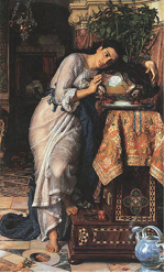 Elisabetta e il vaso