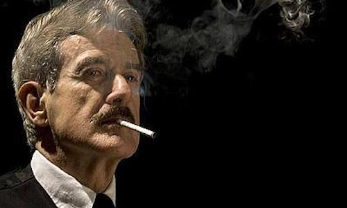 Svevo, Il fumo
