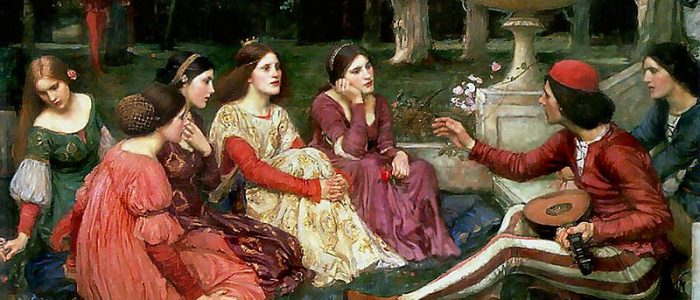 Waterhouse decameron
