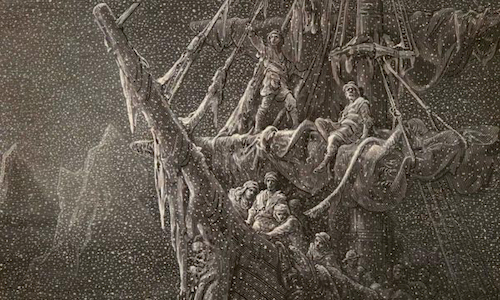 S.Taylor Coleridge, La ballata del vecchio marinaio