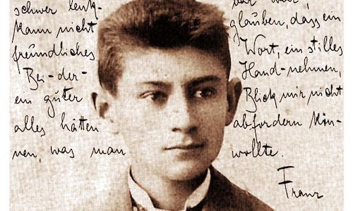 Kafka, Lettera al padre