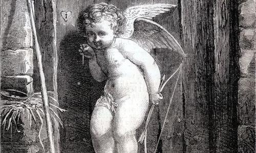 Platone, La nascita di Eros
