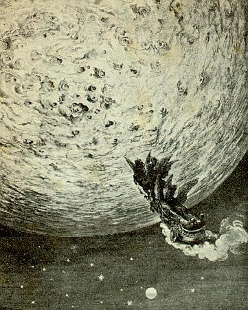 Astolfo sulla luna