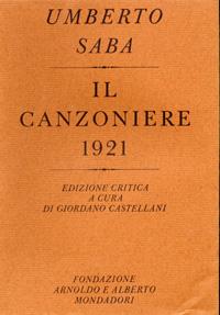 Saba, Il Canzoniere.