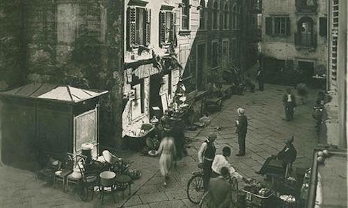 Saba, Città vecchia.