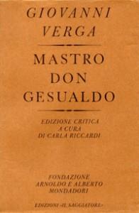 Verga, Mastro don Gesualdo