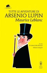 Arsenio Lupin di Maurice Leblanc