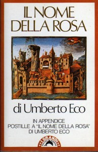 Umberto Eco, Il nome della rosa