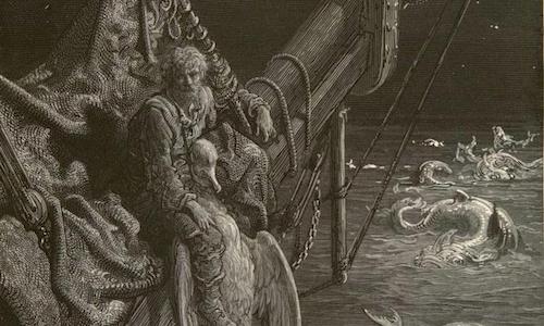 Coleridge, La ballata del vecchio marinaio – Parte quarta