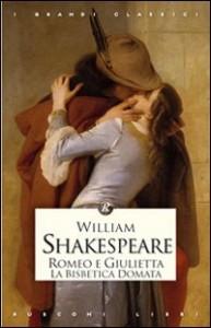 Shakespeare, Romeo e Giulietta