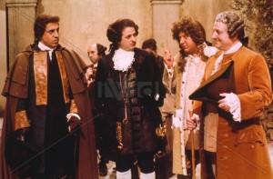 Goldoni, Marchese di Forlipopoli e Conte d'Albafiorita
