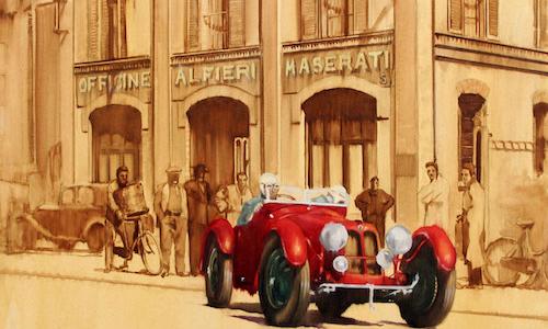 Alle origini delle corse automobilistiche