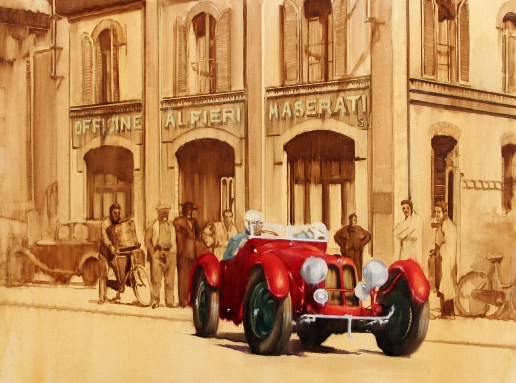 Automobile da corsa