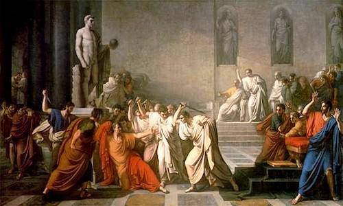 Shakespeare: Giulio Cesare [Romani, amici…]