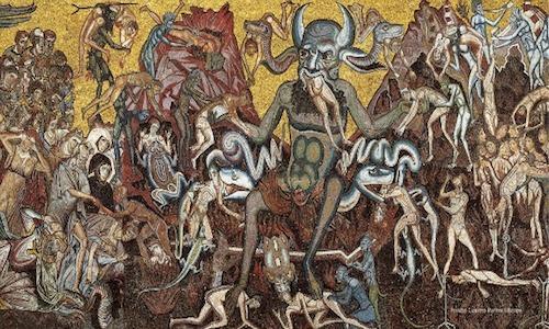 Dante, L'Inferno.