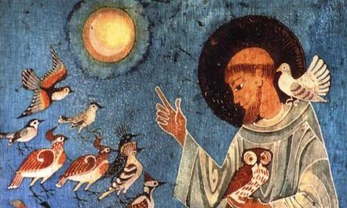 San Francesco d'Assisi, Laudes creaturarum