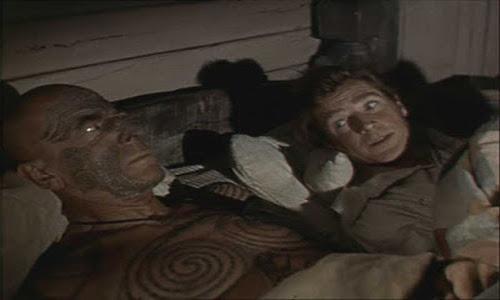 Melville, A letto con un cannibale