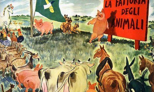 George Orwell, La rivoluzione degli animali